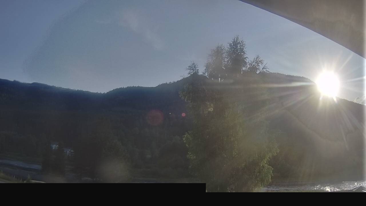 <i>Webkamera i Sør-Valdres, Morudstranda</i>